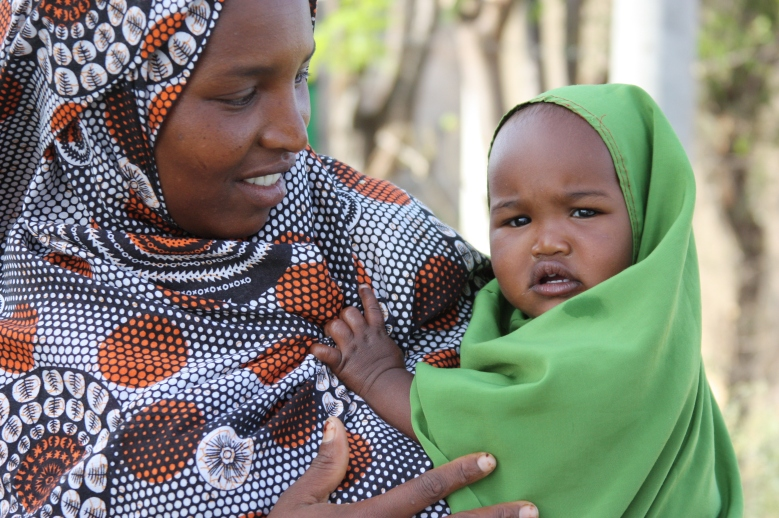 mother and child in the Somali region (2)