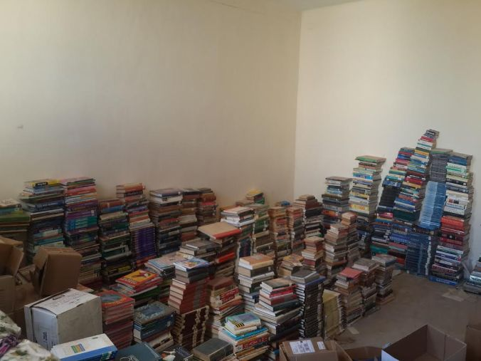 Donating Books to Inspire Learners! |